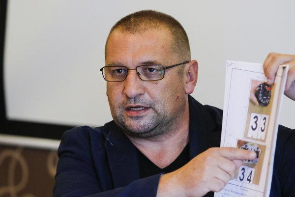Aktivista Ivan Katrinec.