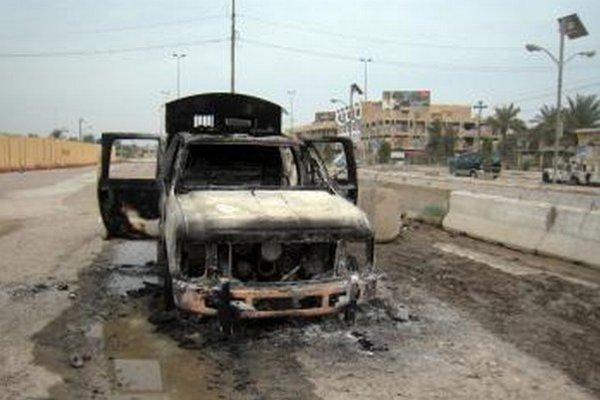 Násilie v Iraku pokračuje.