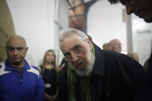 Fidel Castro sa naposledy objavil na verejnosti v apríli 2013.