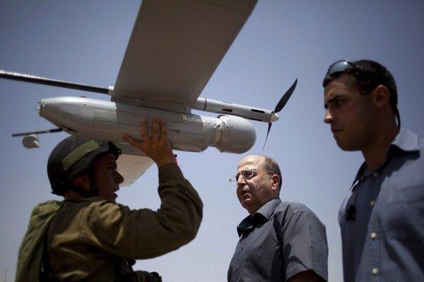 Bývalý izraelský minister obrany Moše Jaalon.