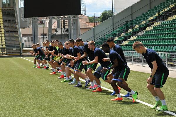 Futbalisti MŠK Žilina začali prípravu na novú sezónu.