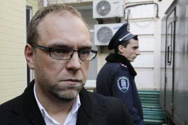 Serhij Vlasenko.