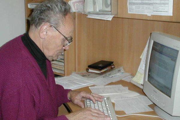 Ján Štepita spolupracoval s redakciou Naša Orava už pri jej vzniku.