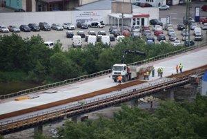 Horelický most spustia opäť do prevádzky 16. júla. Všetky práce na ňom však dokončia až v októbri.