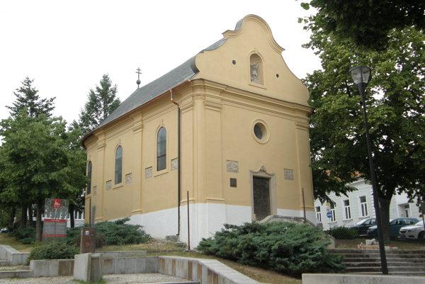 Kostolík na Vŕšku.