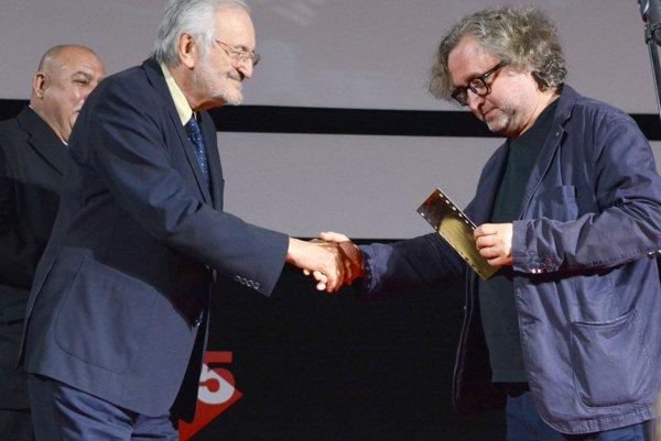 Zlatá kamera pre Jana Hřebejka. Poznamenal, že pri takýchto oceneniach si uvedomuje, aký je starý.