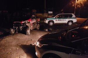 Do nočnej pátracej akcie v Liptovskom Mikuláši odišlo 7 záchranárov HZS so 4 služobnými psami a spolu s príslušníkmi PZ SR.