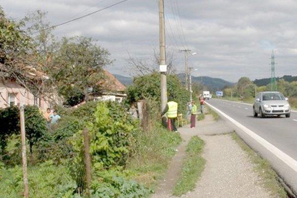 Občianske hliadky z radov osadníkov sa osvedčili v Kozárovciach.
