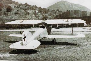 Stíhačky Albatros D.III Oeffag patrili k tomu najlepšiemu, čo malo rakúsko-uhorské letectvo k dispozícii.