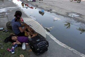 Filipíny sa musia pripravovať na ďalšie tajfúny.