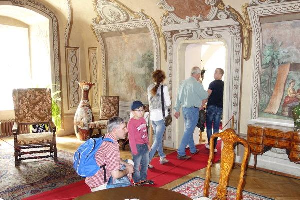 Vo Vihorlatskom múzeu o návštevníkov núdzu nemajú.