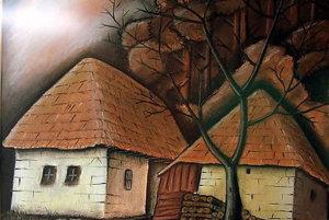 Samota na Bukovine.