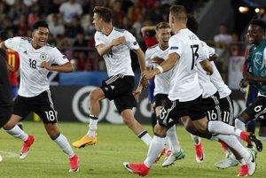 Nemcom na titul majstrov Európy stačil jeden gól.