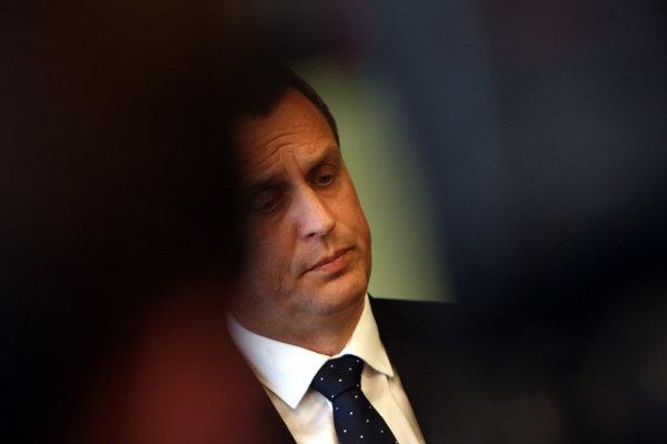 Andrej Danko, predseda SNS.