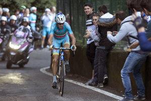 Pred dvoma rokmi vylúčili z pretekov Vuelta a Espaňa aj Vincenza Nibaliho, pretože sa držal mechanického vozidla.