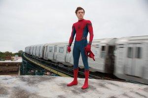 Tom Holland ako nový Spider - Man.