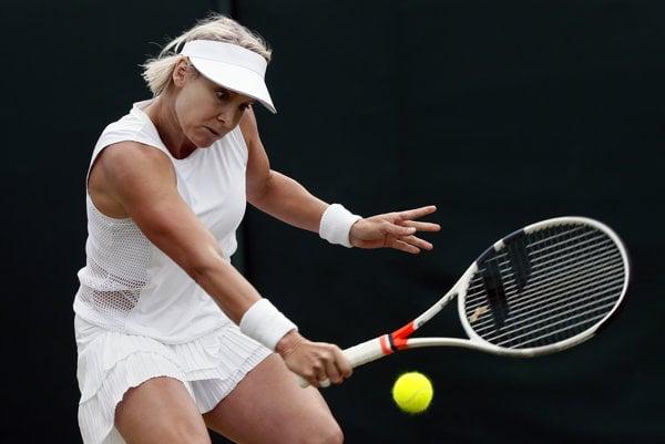 Americká tenistka Bethanie Matteková-Sandsová.