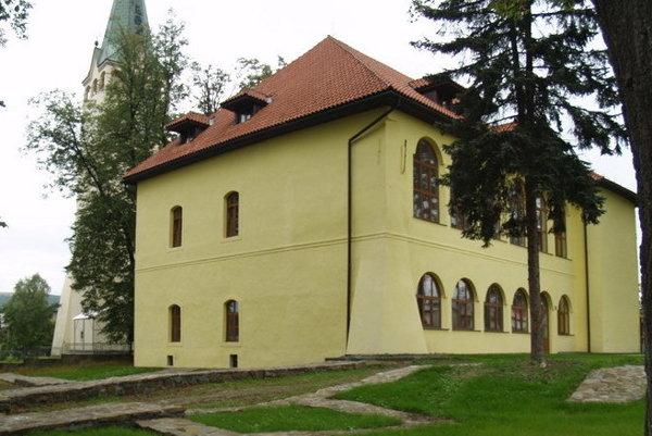 Kaštieľ v Stropkove.