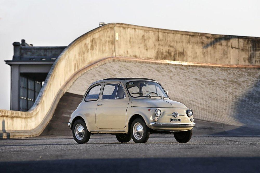 Fiat 500 sa stal talianskou ikonou.