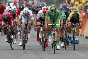 V 16. etape budú o triumfe rozhodovať opäť šprintéri.