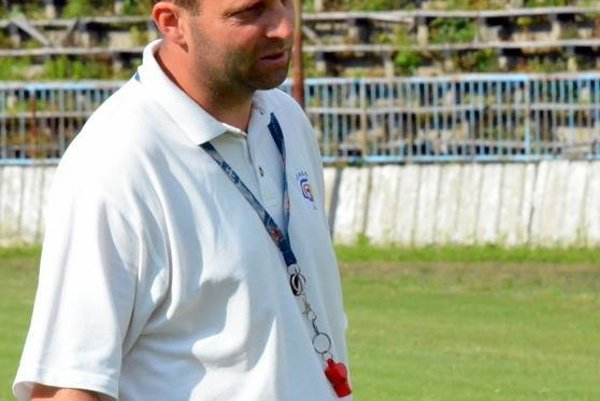 Vladimír Kuťka, nový tréner MŠK Fomat Martin.