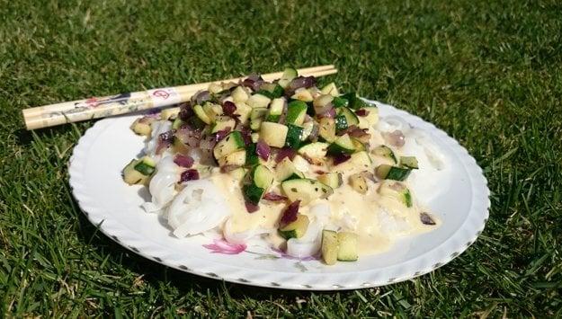 Ryžové rezance môžete striedať s klasickými pšeničnými. Osviežite tým svoj HIT jedálniček.
