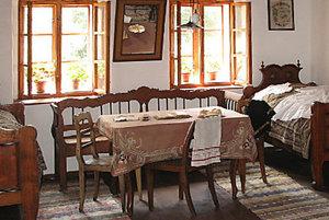 Témou monotematickej nedele v martinskom skanzene je textil v niekdajších domácnostiach Slovákov.