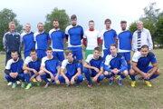 Šajdíkove Humence - víťaz 17. ročníka futbalového turnaja v Dojči.