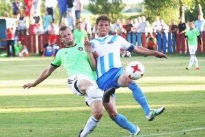 Kapitán Nitry Miloš Šimončič už hral prvú ligu za trénera Galáda aj v minulosti.