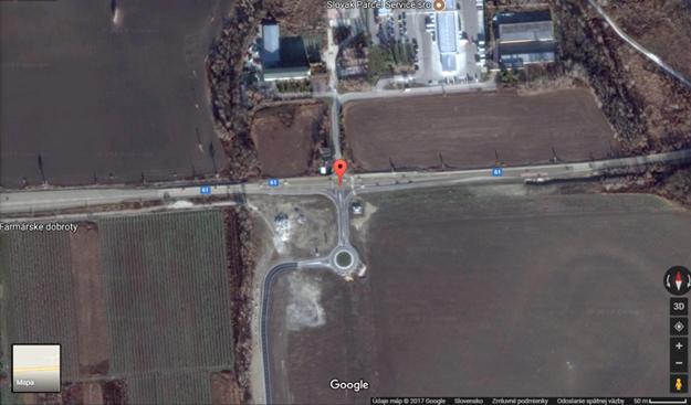 Nový semafor, by mal pribudnúť v týchto miestach.