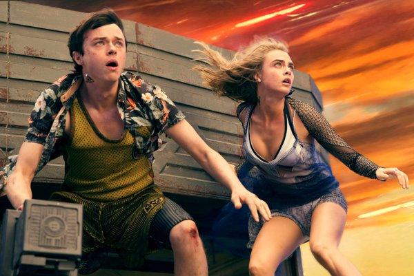 Vo filme Valerian hrajú hollywoodske hviezdy. Zbytočne.