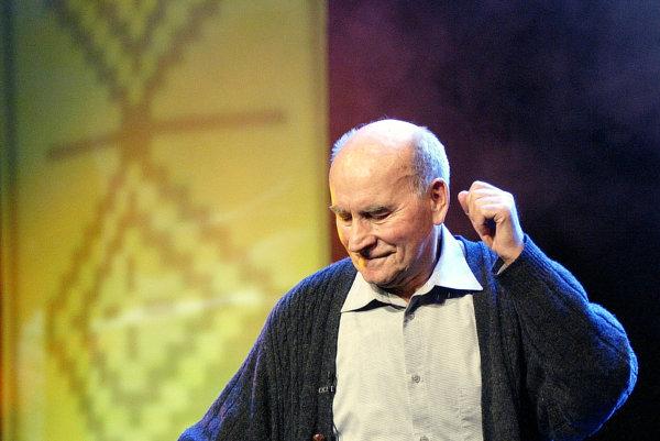 Štefan Nosáľ, vedúci Lúčnice umrel v sobotu večer.