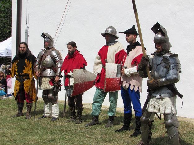Úspech zožalo aj predstavenie rytierov.