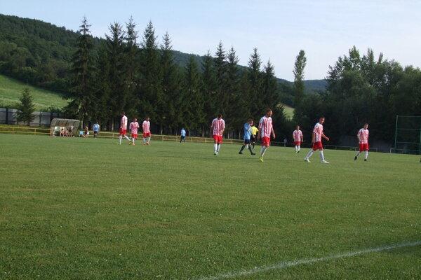 Ladomerská Vieska poradila súpera z vyššej súťaže.