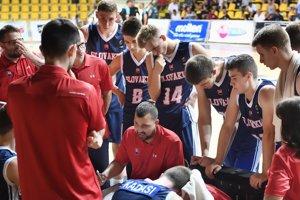Slovenskí basketbalisti neuspeli ani proti Francúzsku.