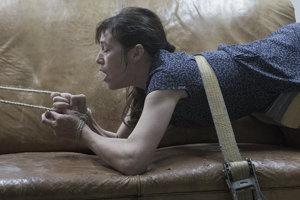 Hlavnú úlohu vo filme Nymfomanka hrá Charlotte Gainsbourg.