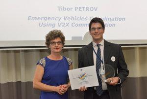 Jedným z 12 víťazov je aj Tibor Petrov, doktorand na katedre multimédií a informačno-komunikačných technológií.