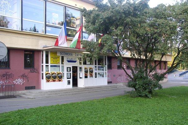 Dom odborov Strojár v Martine.