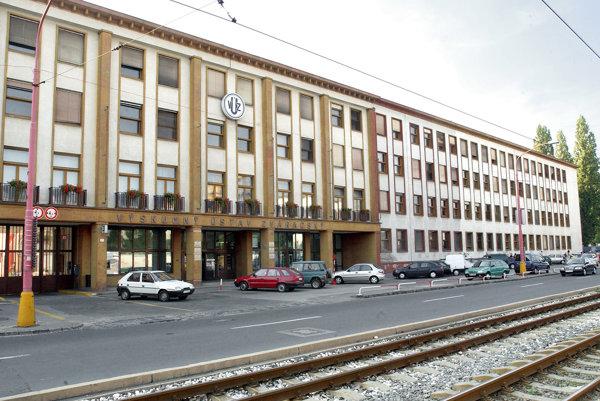Výskumný ústav zváračský, kde bude sídliť aj Výskumná agentúra, ktorá rozdeľuje eurofondy.