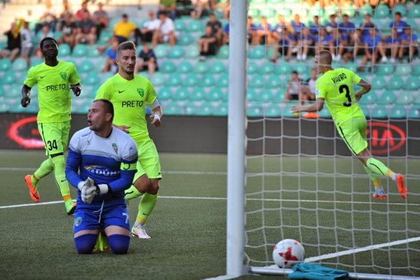 Futbalisti MŠK sú v hernej i výsledkovej kríze.