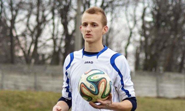 Do materského klubu ŠK Veľké Zálužie sa vracia útočník Michal Andrášik.