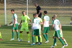 Zo zápasu 2. kola Slovnaft cupu FC Rohožník - MFK Skalica.