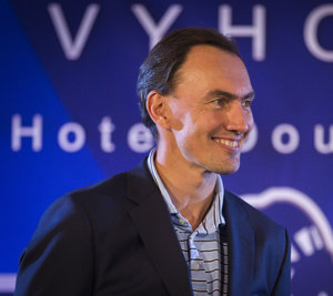Miroslav Šatan, generálny manažér slovenských hokejových reprezentácií.