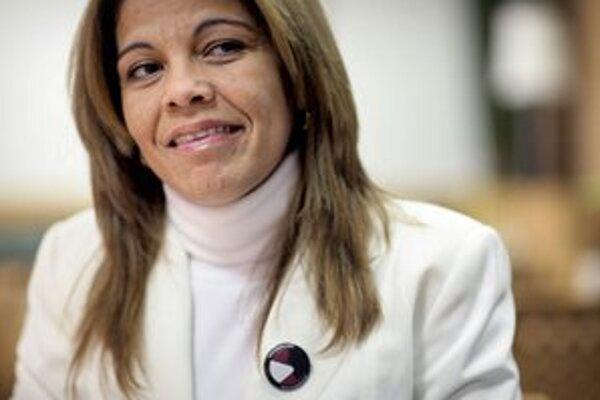 Dáma v bielom, laureátka ceny Jána Langoša Gisela Sánchezová, je manželkou väzneného Damasa de Blanco.