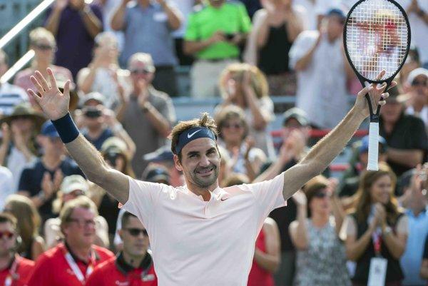 Roger Federer pokračuje v úžasnej forme tento rok.