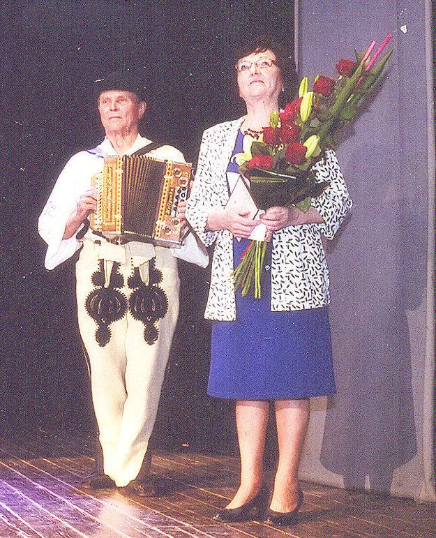 Serafín aPaulína Ganobčíkovci.
