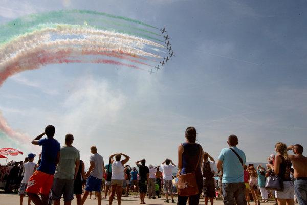 Medzinárodné letecké dni ponúknu veľa zaujímavých a adrenalínových ukážok.