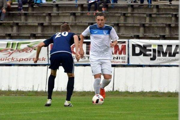 Marko Repáň predviedol vsobotu kvalitný ofenzívny výkon.
