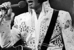 Na archívnej snímke z koncertu krátko pred koncom svojej kariéry.