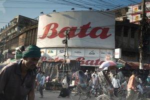 Baťa až v Bangladéši.